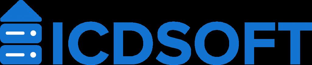 Logo, ICDSoft, Hébergement Web
