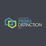 Location Primo Distinction Inc.